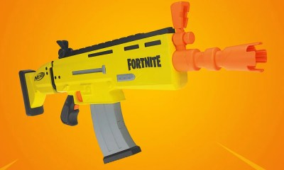 Fortnite | Nerf anuncia linha inspirada no famoso Battle Royale