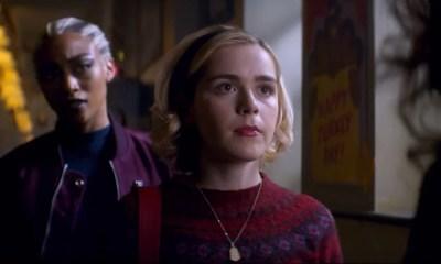 O Mundo Sombrio de Sabrina ganha trailer oficial. Confira