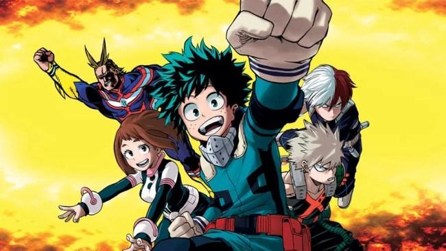 My Hero Academia ganhará espetáculo teatral no Japão