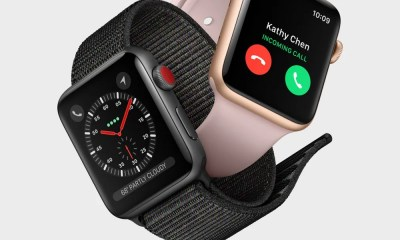 Apple Watch | Novo modelo poderá realizar chamadas de vídeo no futuro