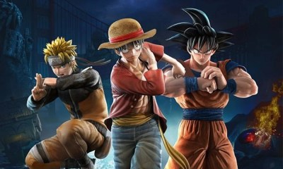 Jump Force | 1º comercial de TV traz confronto de grandes personagens