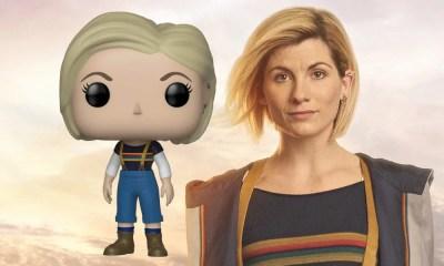 Doctor Who | Funko lança POP! especial da 13ª Doutora