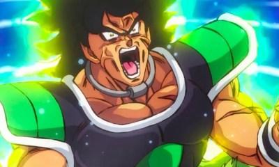 Dragon Ball Super: Broly terá estreia antecipada no Brasil