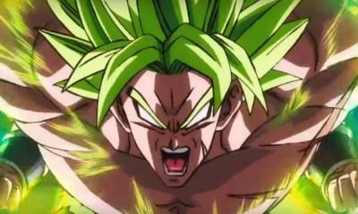 Dragon Ball Super: Broly ganha novo trailer dublado. Confira