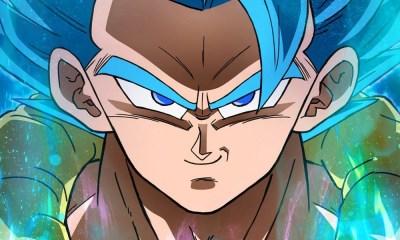 Dragon Ball Super: Broly | Gogeta Blue é destaque em novo poster