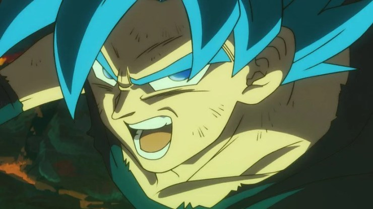 Dragon Ball Super: Broly | Novas imagens revelam Vegeta Super Saiyajin God