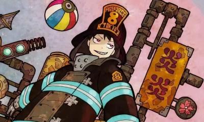 Fire Force | Adaptação para série anime é confirmada