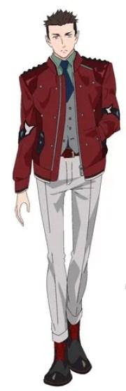 Hero Mask é o novo anime original do estúdio Pierrot para a Netflix