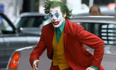 Joker | Novas fotos mostram Joaquin Phoenix em um cemitério