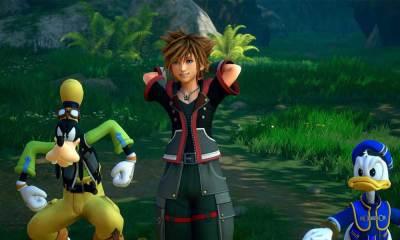 Kingdom Hearts 3 | Novo trailer celebra a união de forças
