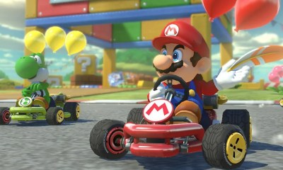 Pacote Nintendo Switch Mario Kart 8 Deluxe chega às lojas nesta semana