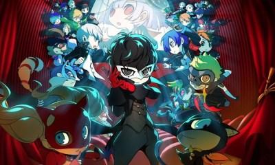 Persona Q2: New Cinema Labyrinth   Jogo ganha versão em mangá