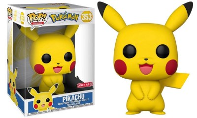 Pokémon | Funko lança Pikachu gigante durante a Funko Friday