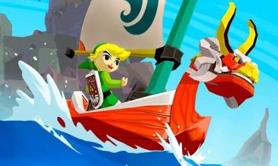 The Legend of Zelda: The WindWalker teve arte inspirada em anime dos anos 60