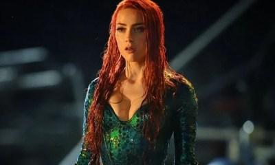 Aquaman | Após entrevistar Amber Heard, repórter do The Noite direciona comentário 'machista' e repercute na internet