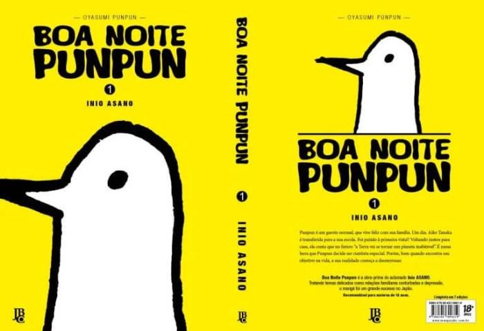 Editora JBC divulga novas informações sobre Erased e Boa Noite Punpun