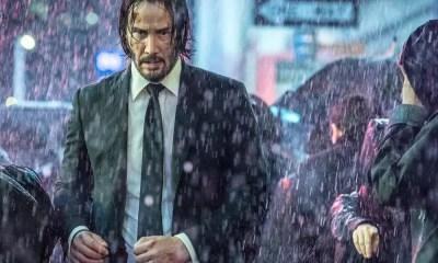 Keanu Reeves e Halle Berry protagonizam nova imagem de John Wick 3