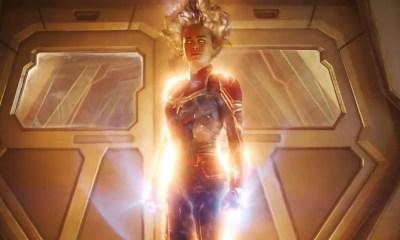 Capitã Marvel | Veja o novo trailer repleto de cenas inéditas
