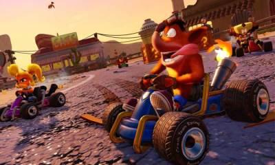 Crash Team Racing | Remasterização já tem data de lançamento