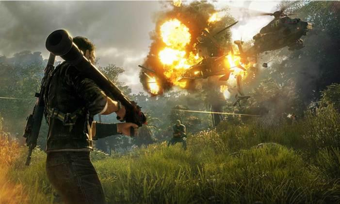 Just Cause 4 | Condições climáticas irão afetar gameplay