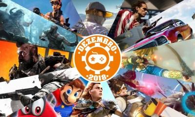 Games | Os lançamentos mais aguardados de dezembro 2018