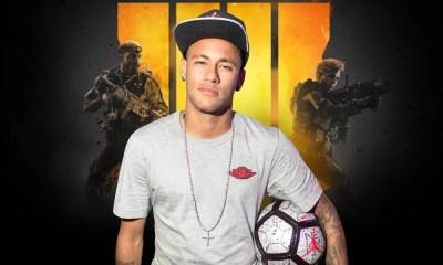 Neymar faz live de Call of Duty e atrai mais de 70 mil pessoas na Twitch