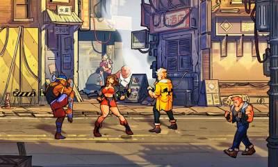 Streets of Rage 4 | Primeiras imagens do game são reveladas