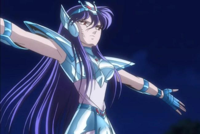 Cavaleiros do Zodíaco: Saintia Shô   Anime decepciona por baixa qualidade
