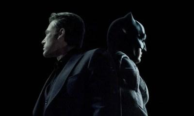 Fã presta homenagem ao Batman de Ben Affleck com poster especial