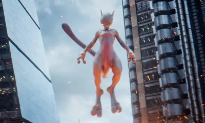 Pokémon Detetive Pikachu | Mewtwo aparece em novo trailer do live-action