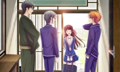 Fruits Basket | Anime ganha data de estreia