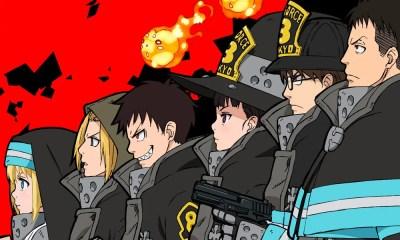 Fire Force | Divulgadas novas informações sobre a produção do anime