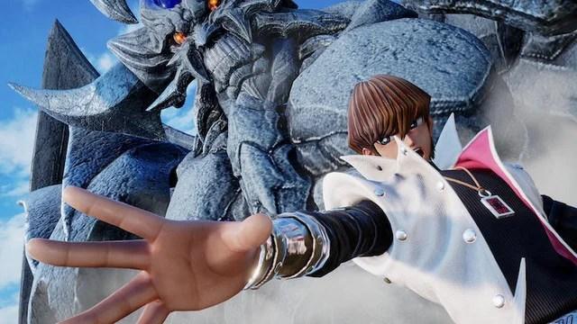 Jump Force   Primeiras imagens oficiais de Seto Kaiba são reveladas