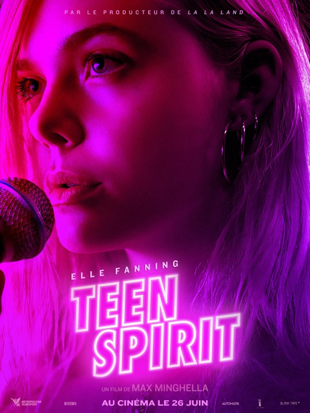 Teen Spirit   Elle Fanning solta a voz em novo filme. Ouça 'Dancing On My Own'