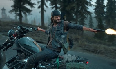Days Gone lidera vendas na Amazon antes do lançamento