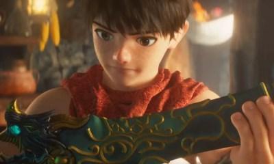 Dragon Quest: Your Story | Filme em CGI ganha primeiro trailer