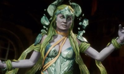 Mortal Kombat 11 | Cetrion é revelada como personagem jogável