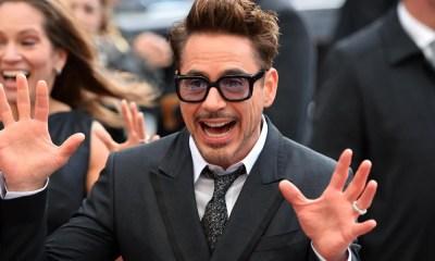 Robert Downey Jr. comemora aniversário com enigma para os fãs