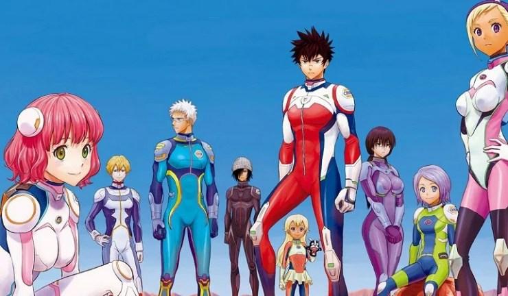 Kanata no Astra   Confira o trailer do mais novo anime da temporada