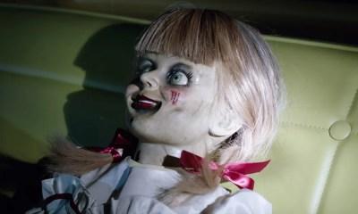 Novo trailer de Annabelle 3: De Volta Para Casa