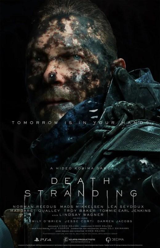 Novo poster de Death Stranding