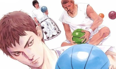 Takehiko Inoue retomará o mangá REAL no final de maio