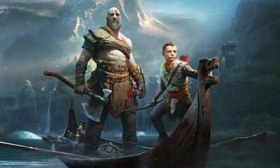 PlayStation lança documentário sobre desenvolvimento de God of War