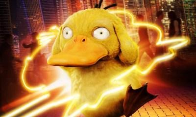 Pokémon Detetive Pikachu | Psyduck ganha massagem em novo teaser