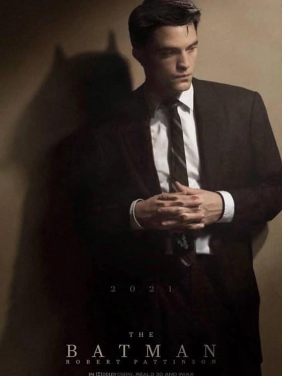 The Batman | Robert Pattinson é confirmado como o novo Bruce Wayne