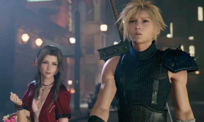 Jogos que vão aparecer na E3 - Final Fantasy 7 Remake
