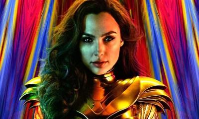 Mulher-Maravilha 1984: Poster traz heroína com armadura dourada e divide opiniões