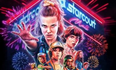 Stranger Things Day 2019| 06 de novembro é o dia dedicado à série