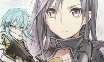 Sword Art Online: Phantom Bullet será lançado no Brasil pela Panini