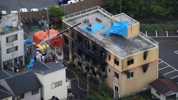 Ataque ao estúdio KyoAni mata 33 pessoas e deixa dezenas feridas